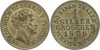 Silbergroschen 1824  D Brandenburg-Preußen Friedrich Wilhelm III. 1797-... 30,00 EUR  zzgl. 4,00 EUR Versand