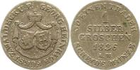 Silbergroschen 1836  AW Waldeck Georg Heinrich 1813-1845. Sehr schön  25,00 EUR  zzgl. 4,00 EUR Versand