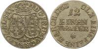 1/12 Taler 1763 Sachsen-Albertinische Linie Friedrich August II. 1733-1... 35,00 EUR  zzgl. 4,00 EUR Versand