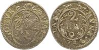 2 Kreuzer 1744 Pfalz-Kurlinie Karl Theodor 1742-1799. Sehr schön  10,00 EUR  zzgl. 4,00 EUR Versand