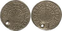 Schilling 1534 Riga-Stadt W. von Plettenberg 1494 - 1535. Gelocht, schö... 25,00 EUR  zzgl. 4,00 EUR Versand