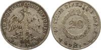 20 Kreuzer 1776 Frankfurt-Stadt  Sehr schön  60,00 EUR  zzgl. 4,00 EUR Versand