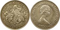50 Pence 1972 Großbritannien-Jersey Elsabeth II. Seit 1952. Polierte Pl... 10,00 EUR  zzgl. 4,00 EUR Versand