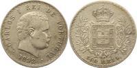 500 Reis 1892 Portugal Carlos I. 1889-1908. Fast sehr schön  18,00 EUR  zzgl. 4,00 EUR Versand