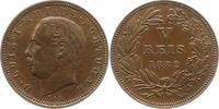 5 Reis 1882 Portugal Luis I. 1861-1889. Vorzüglich - Stempelglanz  14,00 EUR  zzgl. 4,00 EUR Versand