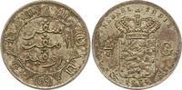 1/4 Gulden 1854 Indonesien-Niederländisch Ostindien  Schöne Patina. Vor... 32,00 EUR  zzgl. 4,00 EUR Versand