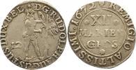 12 Mariengroschen 1672 Braunschweig-Wolfenbüttel Rudolf August 1666-168... 32,00 EUR  zzgl. 4,00 EUR Versand