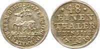 Ausbeute 1/48 Taler 1719 Stolberg-Stolberg Christoph Friedrich und Jost... 55,00 EUR  zzgl. 4,00 EUR Versand