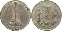 Zinnmedaille 1690 Augsburg-Stadt  Stempelfehler, sehr schön  65,00 EUR  zzgl. 4,00 EUR Versand