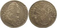 62 1771 Bayern Maximilian III. Joseph 1745-1777. Schöne Patina. Schrötl... 76,00 EUR  zzgl. 4,00 EUR Versand