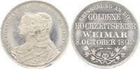 1892 Sachsen-Weimar-Eisenach Carl Alexander 1853-1901. Randfehler, vor... 35,00 EUR  zzgl. 4,00 EUR Versand