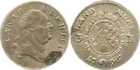 3 Kreuzer 1796 Bayern Karl Theodor 1777-1799. Kleiner Fleck, vorzüglich... 75,00 EUR  zzgl. 4,00 EUR Versand