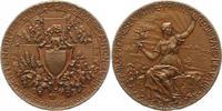 Bronzemedaille 1897 Schweiz-Waadt, Kanton  Randfehler, sehr schön  20,00 EUR  zzgl. 4,00 EUR Versand