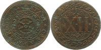 12 Pfennig 1615 Osnabrück-Stadt  Fundbelag, vorzüglich  60,00 EUR  zzgl. 4,00 EUR Versand
