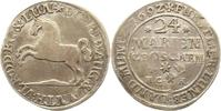 24 Mariengroschen Landmünze 1 1692 Braunschweig-Wolfenbüttel Rudolf Aug... 45,00 EUR  zzgl. 4,00 EUR Versand