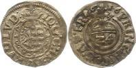 1/24 Taler 1616 Anhalt-gemeinschaftlich Johann Georg I., Christian I., ... 32,00 EUR  zzgl. 4,00 EUR Versand