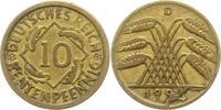 10 Rentenpfennig VERPRÄGUNG 1 1924  D Weimarer Republik  Starker Stempe... 8,00 EUR  zzgl. 4,00 EUR Versand