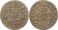 2 Albus 1694 Hessen-Darmstadt Ernst Ludwig 1678-1739. Schöne Patina. Se... 32,00 EUR  zzgl. 4,00 EUR Versand