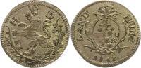 4 Kreuzer 1748  AK Hessen-Darmstadt Ludwig VIII. 1739-1768. Sehr schön  18,00 EUR  zzgl. 4,00 EUR Versand