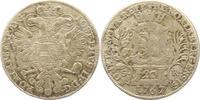 20 Kreuzer 1767 Nürnberg-Stadt  Sehr schön  25,00 EUR  zzgl. 4,00 EUR Versand