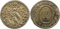 3 Kreuzer 1806 Nürnberg-Stadt  Schöne Patina, vorzüglich +  45,00 EUR  zzgl. 4,00 EUR Versand