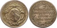 Silbermedaille 1730 Nürnberg-Stadt  Vorzüglich  85,00 EUR  zzgl. 4,00 EUR Versand