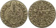 3 Mark 1754 Aachen Städtische Prägungen. Sehr schön  55,00 EUR  zzgl. 4,00 EUR Versand