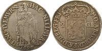 Niederlande-Friesland, Provinz 2 Gulden