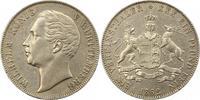 Taler 1862 Württemberg Wilhelm I. 1816-1864. Sehr schön +  125,00 EUR  zzgl. 4,00 EUR Versand