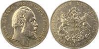 Taler 1868 Württemberg Karl 1864-1891. Sehr schön  90,00 EUR  zzgl. 4,00 EUR Versand