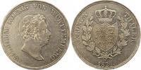 Kronentaler 1826  W Württemberg Wilhelm I. 1816-1864. Winz. Randfehler,... 185,00 EUR  zzgl. 4,00 EUR Versand