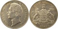 Doppelgulden 1854 Württemberg Wilhelm I. 1816-1864. Sehr schön  100,00 EUR  zzgl. 4,00 EUR Versand