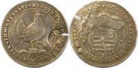 2/3 Taler 1693 Henneberg, Grafschaft Gemeinschaftsprägungen nach der Te... 195,00 EUR  zzgl. 4,00 EUR Versand