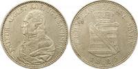 Taler 1825 Sachsen-Albertinische Linie Friedrich August I. 1806-1827. V... 145,00 EUR  zzgl. 4,00 EUR Versand
