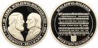 Silbermedaille 1994 Schleswig-Holstein  Polierte Platte  25,00 EUR  zzgl. 4,00 EUR Versand