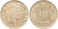 10 Öre 1 1891 Dänemark Christian IX. 1863-1906. Sehr schön - vorzüglich... 30,00 EUR  zzgl. 4,00 EUR Versand
