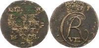 2 Skilling 1803 Norwegen Christian VII. 1766-1808. Sehr schön  32,00 EUR  zzgl. 4,00 EUR Versand