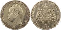 Taler 1869  A Anhalt-Dessau Leopold Friedrich 1817-1871. Sehr schön  145,00 EUR  zzgl. 4,00 EUR Versand