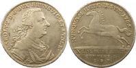 Taler 1765 Braunschweig-Wolfenbüttel Karl I. 1735-1780. Minimal justier... 245,00 EUR  zzgl. 4,00 EUR Versand