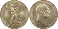 5 Kronen 1908 Haus Habsburg Franz Joseph I. 1848-1916. Vorzüglich  45,00 EUR  zzgl. 4,00 EUR Versand