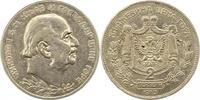 2 Perpera 1910 Jugoslawien-Montenegro Nicholas I. 1860-1918. Sehr schön... 40,00 EUR  zzgl. 4,00 EUR Versand