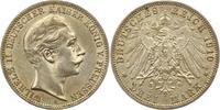 3 Mark 1910  A Preußen Wilhelm II. 1888-1918. Vorzüglich +  25,00 EUR  zzgl. 4,00 EUR Versand