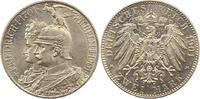 2 Mark 1901 Preußen Wilhelm II. 1888-1918. Winz. Randfehler, vorzüglich... 17,00 EUR  zzgl. 4,00 EUR Versand