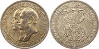 3 Mark 1911  A Preußen Wilhelm II. 1888-1918. Winz. Randfehler, vorzügl... 55,00 EUR  zzgl. 4,00 EUR Versand