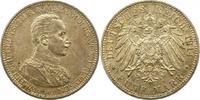 5 Mark 1914  A Preußen Wilhelm II. 1888-1918. Winz. Kratzer, fast vorzü... 34,00 EUR  zzgl. 4,00 EUR Versand