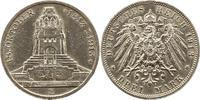 3 Mark 1913 Sachsen Friedrich August III. 1904-1918. Gereinigt, sehr sc... 20,00 EUR  zzgl. 4,00 EUR Versand