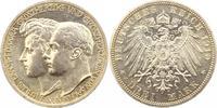 3 Mark 1910  A Sachsen-Weimar-Eisenach Wilhelm Ernst 1901-1918. Fast St... 95,00 EUR  zzgl. 4,00 EUR Versand