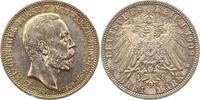 3 Mark 1909  A Schwarzburg-Sondershausen Karl Günther 1880-1909. Vorzüg... 145,00 EUR  zzgl. 4,00 EUR Versand