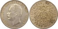 5 Mark 1908  G Baden Friedrich II. 1907-1918. Winz. Randfehler, sehr sc... 70,00 EUR  zzgl. 4,00 EUR Versand