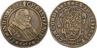 1/2 Taler 1627 Braunschweig-Lüneburg-Celle Christian von Minden 1611-16... 325,00 EUR kostenloser Versand